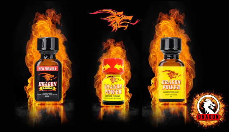 poppers brand dragon aromas